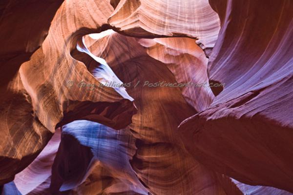 Slot Canyon, Page AZ