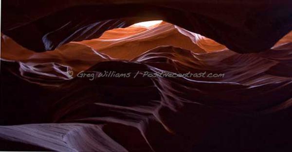 Slot Canyon Page AZ